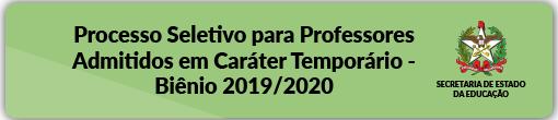 ACT 2019 Biênio