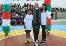 20/08/2019 Inauguração da Pintura do Ginásio de Esportes  da EEB. Irineu Bornhausen