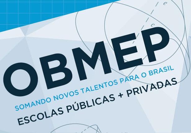 Resultado de imagem para OBMEP: OLIMPÍADA DE MATEMÁTICA TERÁ NOVAS PROVAS EM 16 DE SETEMBRO