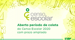 Censo Escolar 2020